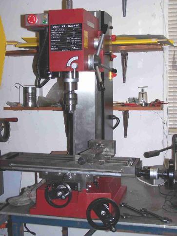 sieg x3 milling machine